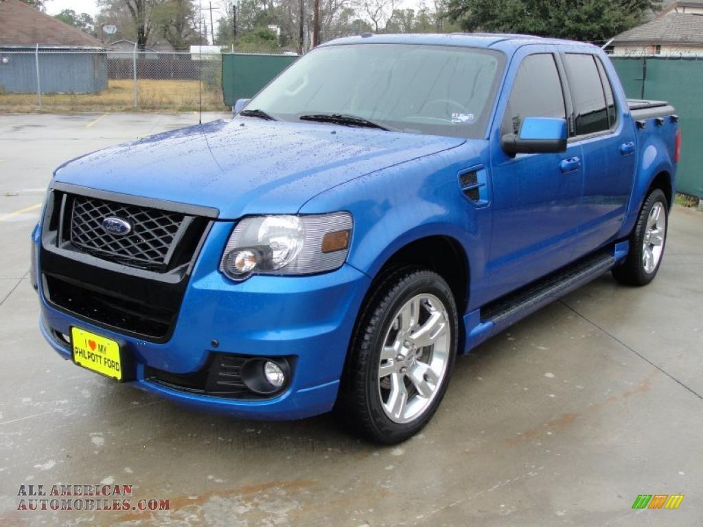 2010 ford adrenalin blue for sale autos post. Black Bedroom Furniture Sets. Home Design Ideas
