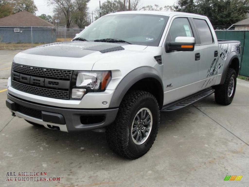 2011 ford f150 svt raptor supercrew 4x4 in ingot silver metallic photo 7 a26562 all. Black Bedroom Furniture Sets. Home Design Ideas