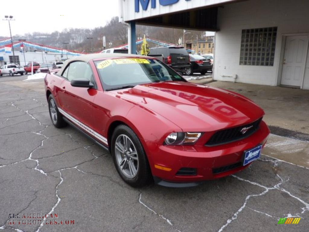 Race oct aug try again mustang