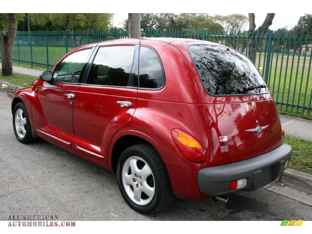 Ron Lewis Jeep >> 2002 Chrysler PT Cruiser Touring in Inferno Red Pearlcoat photo #7 - 297179 | All American ...