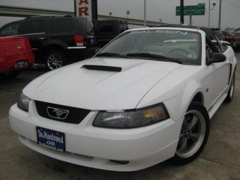 2001 Ford Mustang Gt Convertible. 2001 Ford Mustang GT