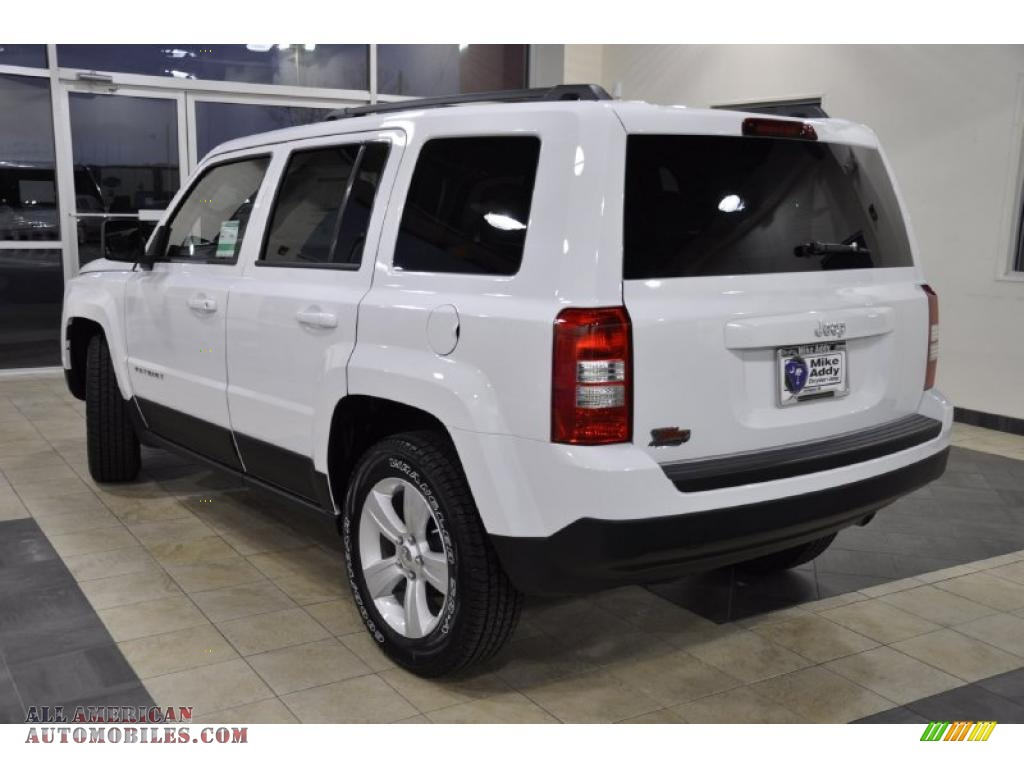 2011 Jeep Patriot Sport In Bright White Photo 7 118675