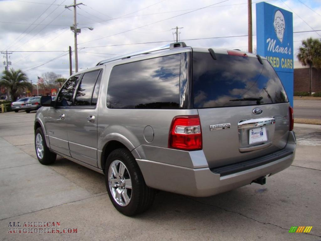 Used 2008 ford expedition el limited 4x4 for sale stock 000z6745 apps directories