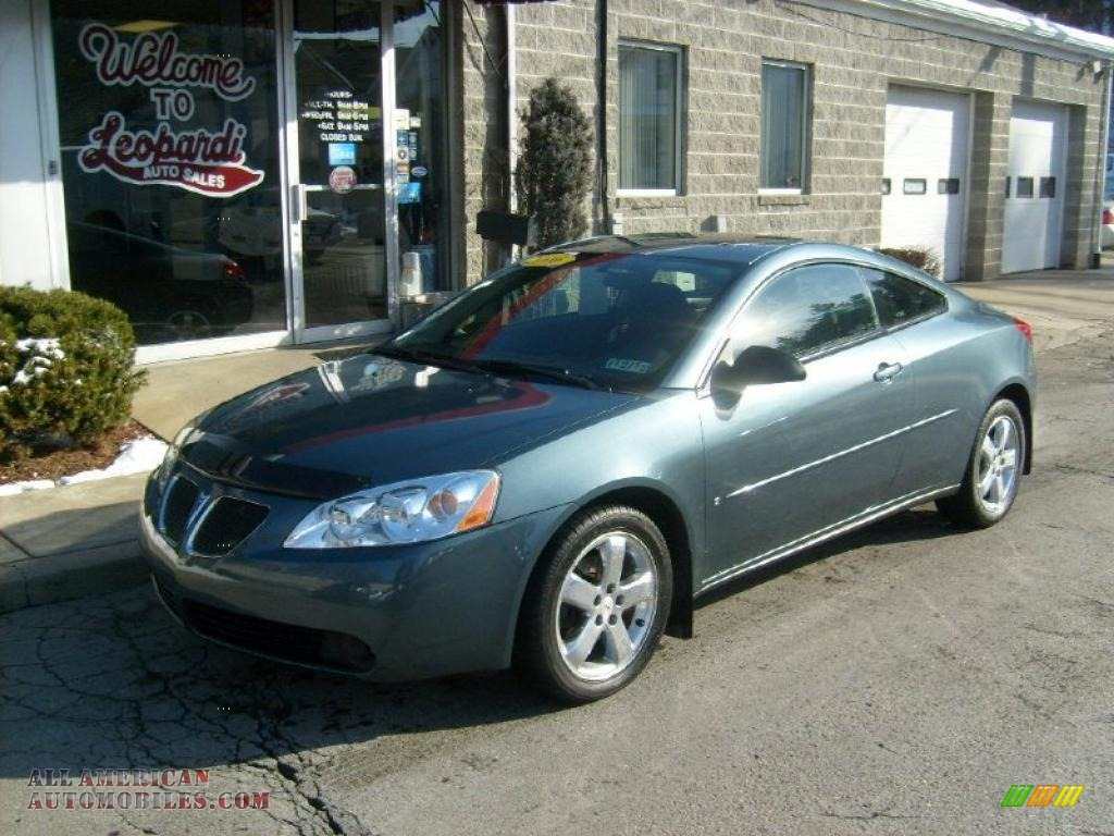 2006 pontiac g6 gt coupe in stealth gray metallic 155242 all. Black Bedroom Furniture Sets. Home Design Ideas