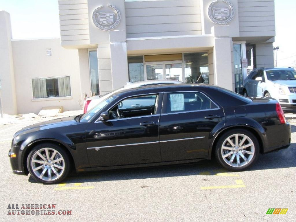 Pine Belt Cadillac >> 2008 Chrysler 300 C SRT8 in Brilliant Black Crystal Pearl photo #4 - 142127 | All American ...