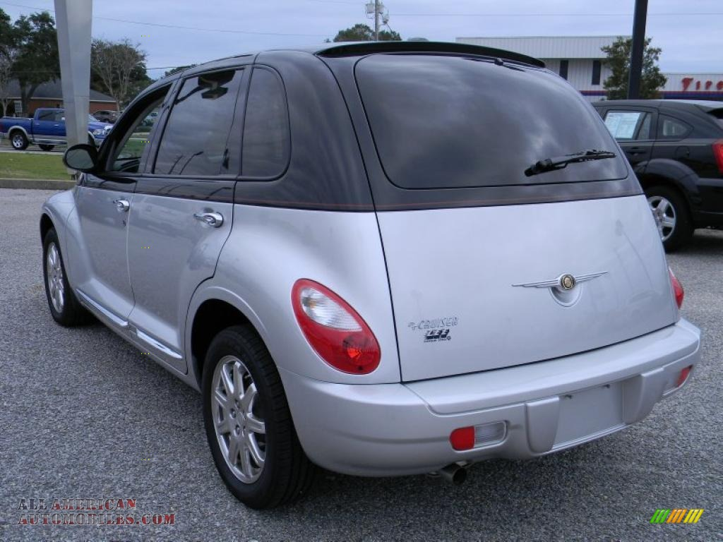 2010 chrysler pt cruiser couture edition in two tone silver black photo 3 212112 all. Black Bedroom Furniture Sets. Home Design Ideas