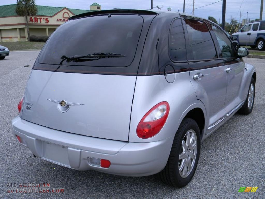 2010 chrysler pt cruiser couture edition in two tone silver black photo 5 212112 all. Black Bedroom Furniture Sets. Home Design Ideas
