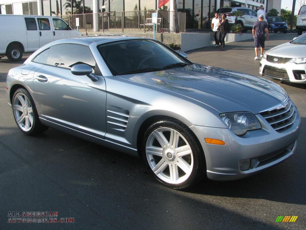 Pine Belt Jeep >> 2004 Chrysler Crossfire Limited Coupe in Sapphire Silver Blue Metallic - 010070 | All American ...