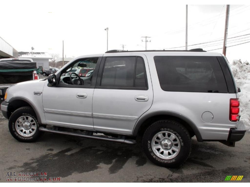 2001 ford expedition xlt 4x4 in silver metallic photo 12 a12528 all american automobiles. Black Bedroom Furniture Sets. Home Design Ideas