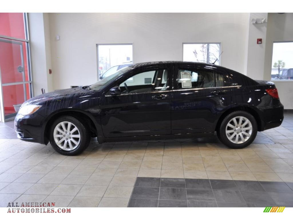 2011 Chrysler 200 Touring in Blackberry Pearl - 512041 | All American ...