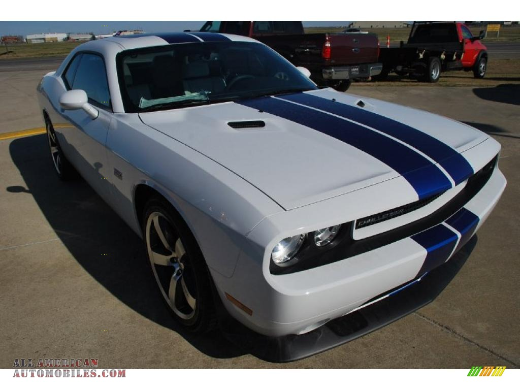 Challenger SRT8 392 Inaugural Edition - Bright White / Pearl White