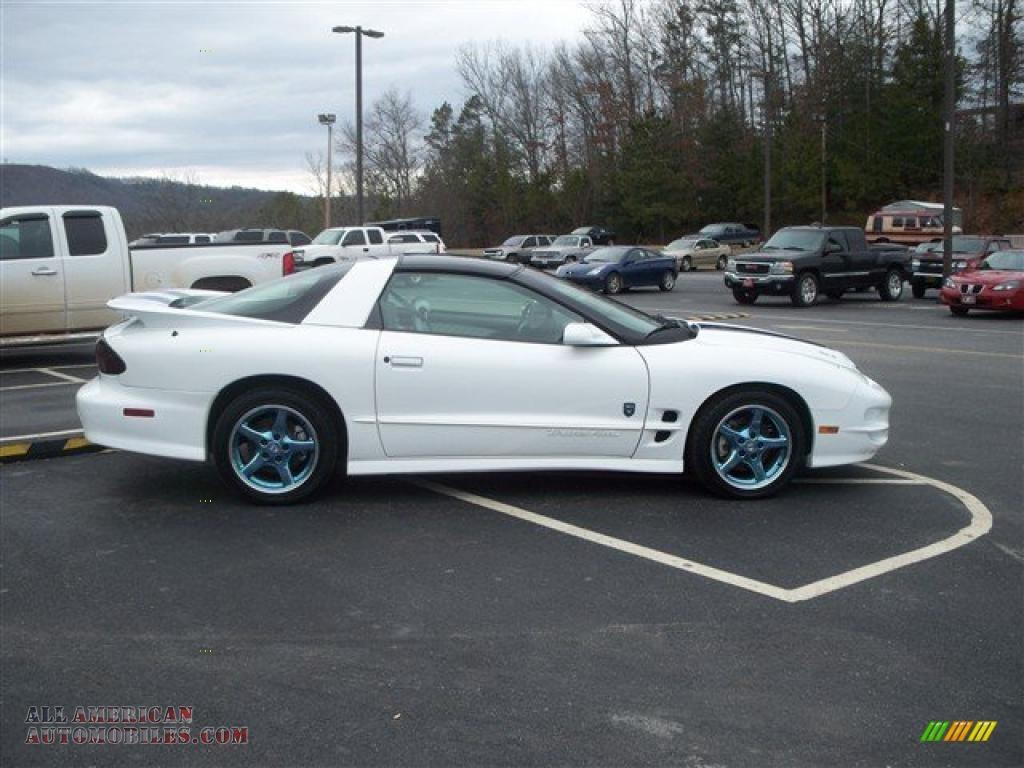 1999 Pontiac Firebird 30th Anniversary Trans Am Coupe in ...