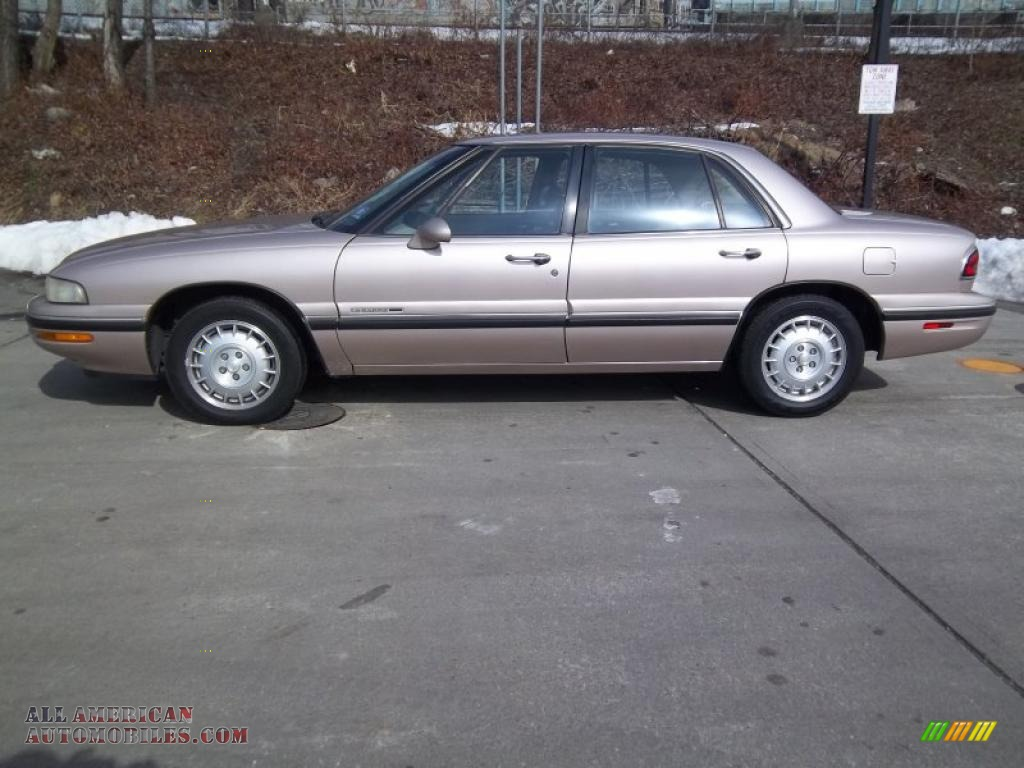 on 1999 Buick Lesabre Limited
