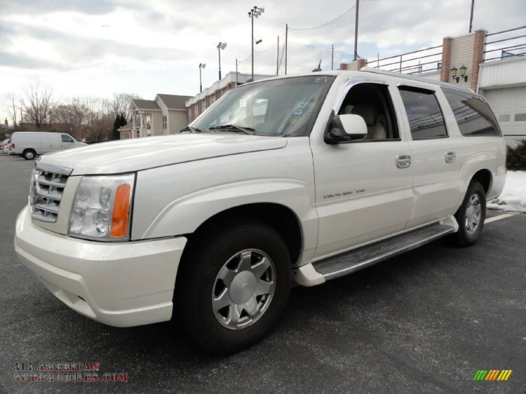 cadillac escalade esv platinum ed 2004 59000 miles autos post. Black Bedroom Furniture Sets. Home Design Ideas