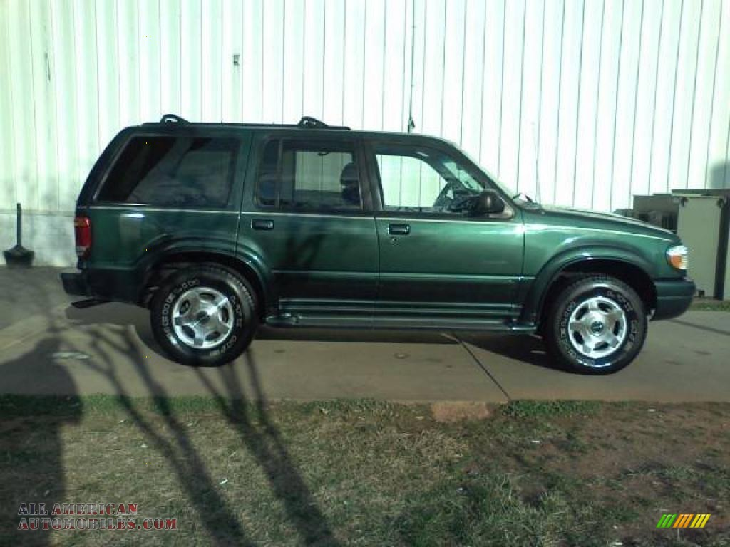 1999 ford explorer limited 4x4 in charcoal green metallic photo 17 a75662 all american. Black Bedroom Furniture Sets. Home Design Ideas