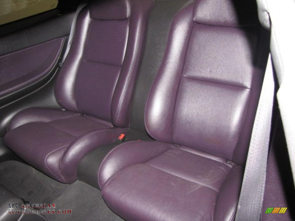 2004 Pontiac Gto Coupe In Cosmos Purple Metallic Photo 14