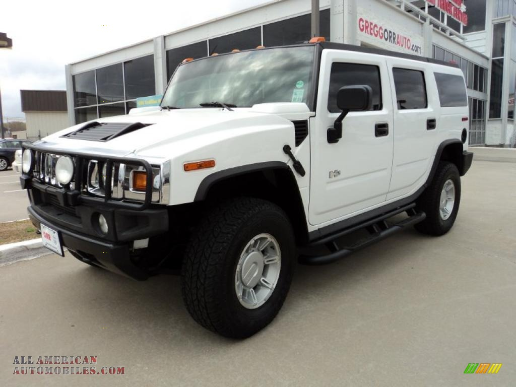 2003 hummer h2 suv in white 113268 all american automobiles white wheat hummer h2 suv vanachro Choice Image