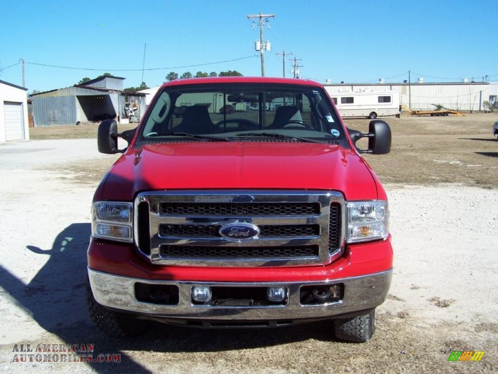 Lifted 2005 Ford F250 Xlt 4x4 60l V8 Powerstroke Diesel W Low Miles