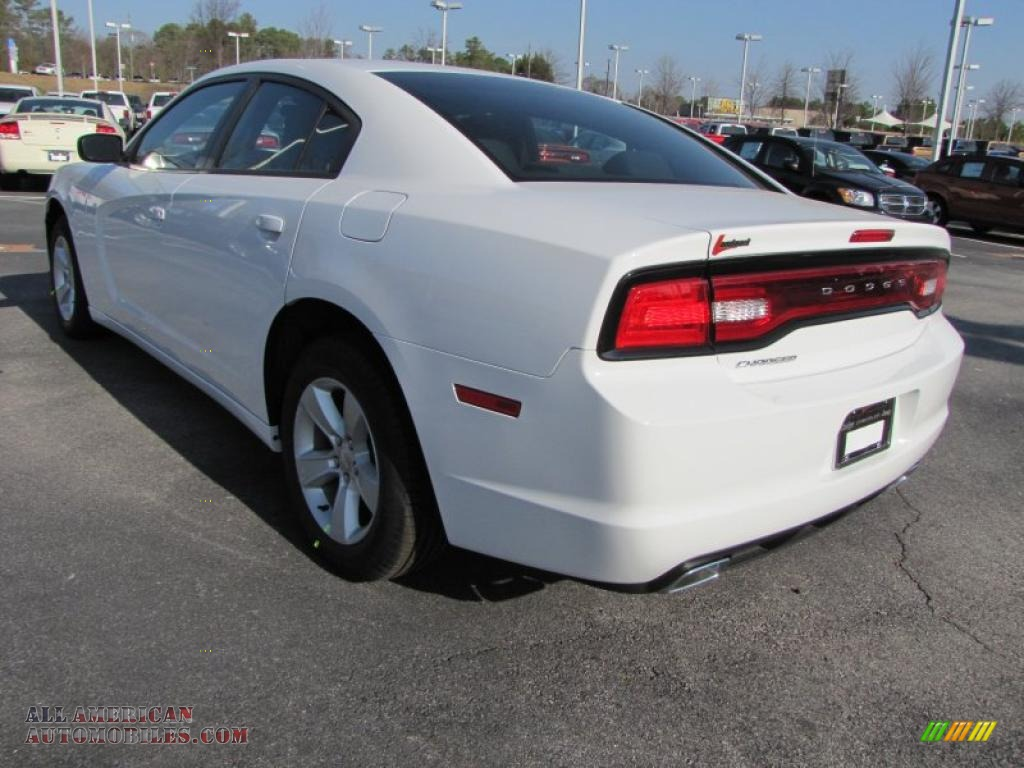 2011 dodge charger se in bright white photo 2 504350 for Steve white motors inc