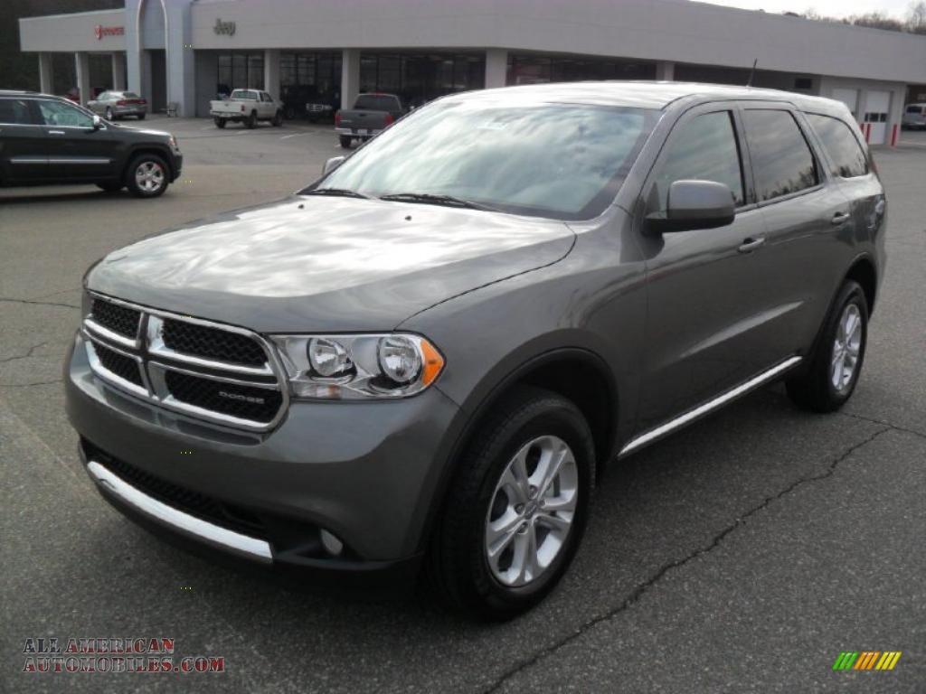 Pine Belt Jeep >> 2011 Dodge Durango Express in Mineral Gray Metallic - 618448 | All American Automobiles - Buy ...