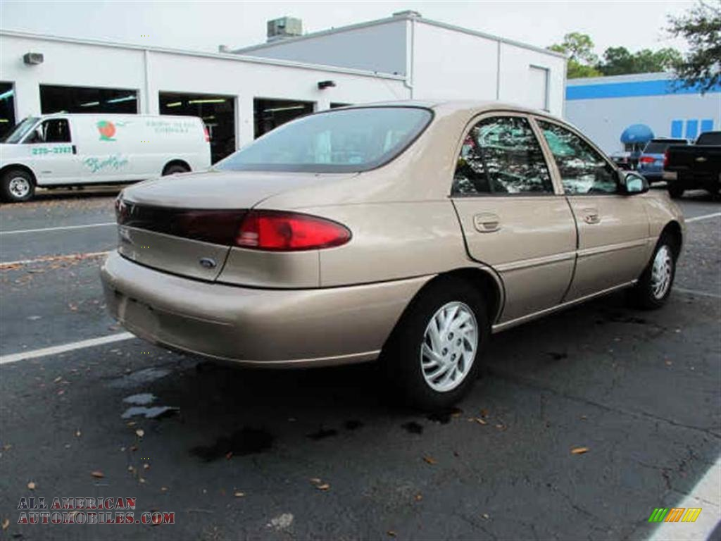 1999 Ford Escort Se Mazda Motor