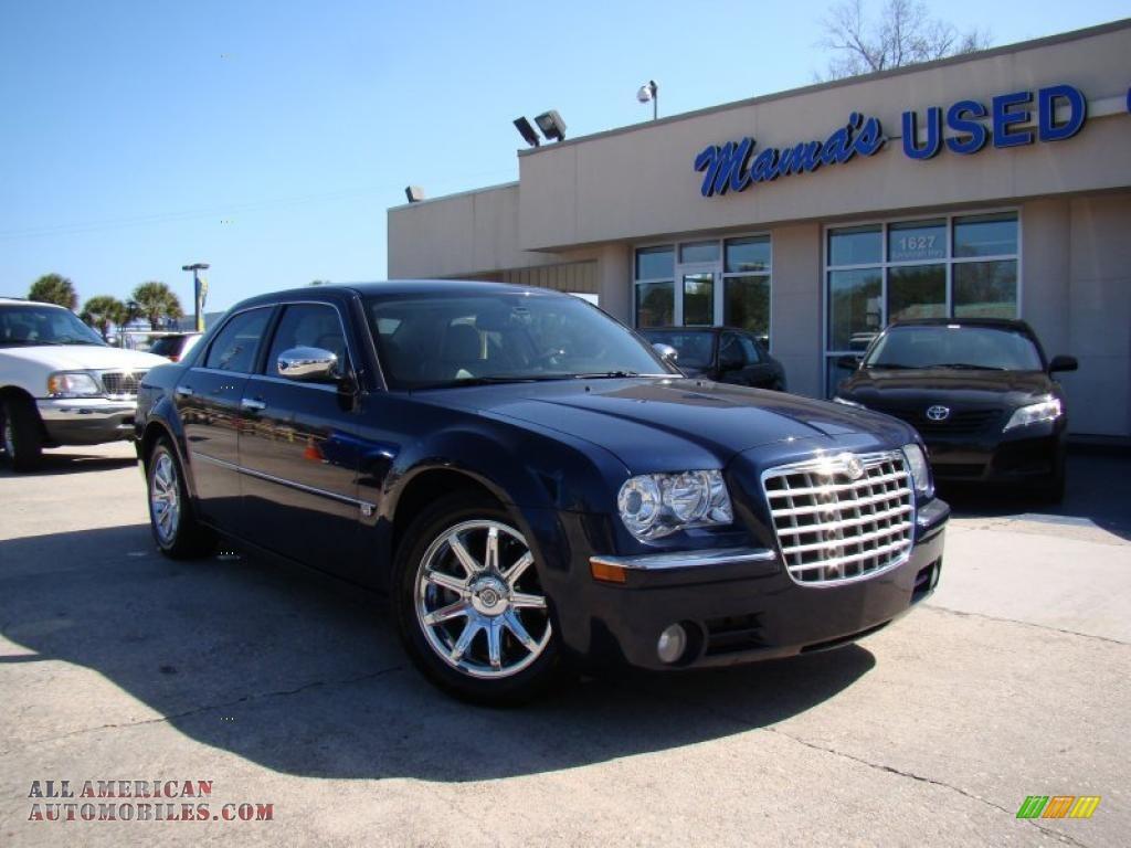 Cronic Used Cars >> 2006 Chrysler 300 C HEMI in Midnight Blue Pearlcoat photo ...