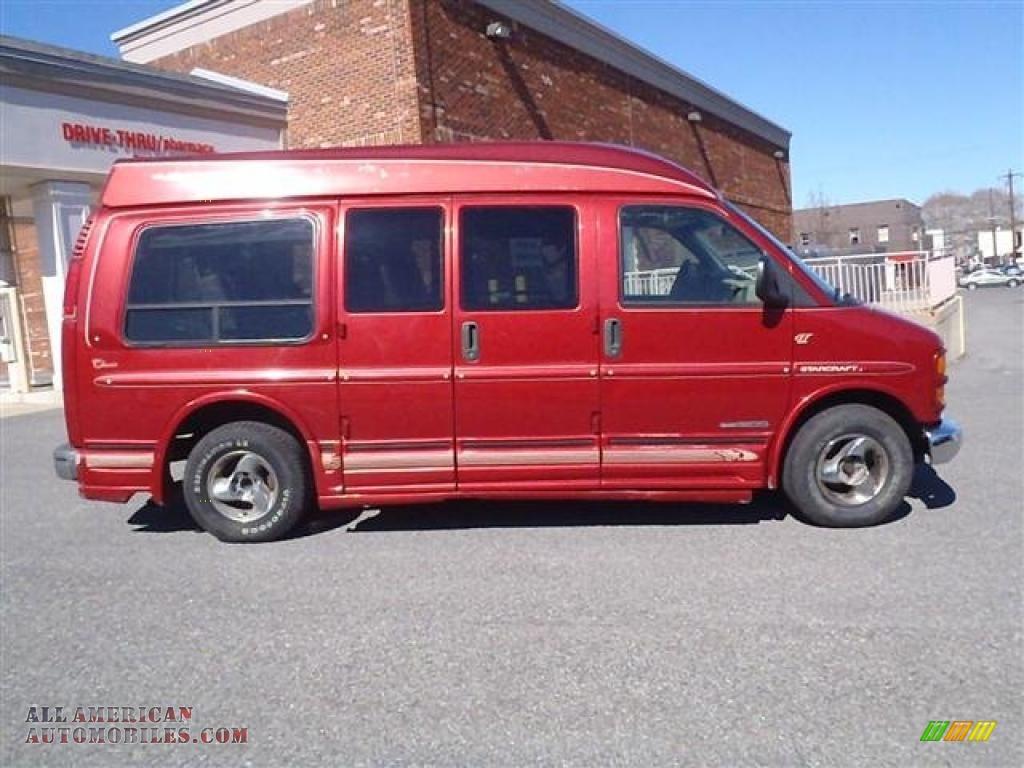 1998 Gmc Savana Van 1500 Passenger Conversion In Madrid