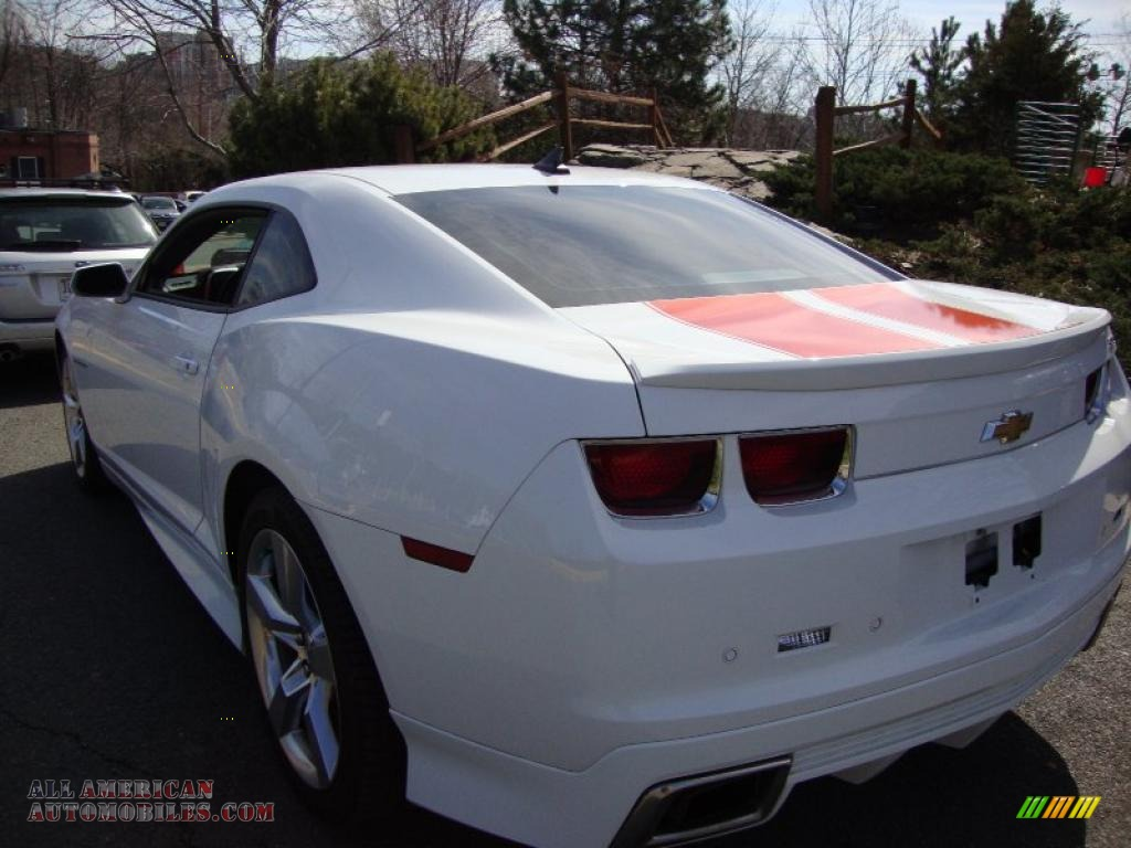 Land Rover Alexandria >> 2010 Chevrolet Camaro SS/RS Coupe in Summit White photo #5 - 164040 | All American Automobiles ...