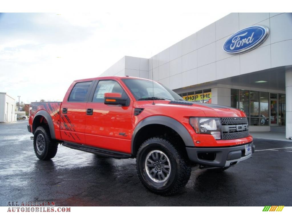 2011 ford f150 svt raptor supercrew 4x4 in molten orange tri coat photo 19 a23686 all. Black Bedroom Furniture Sets. Home Design Ideas