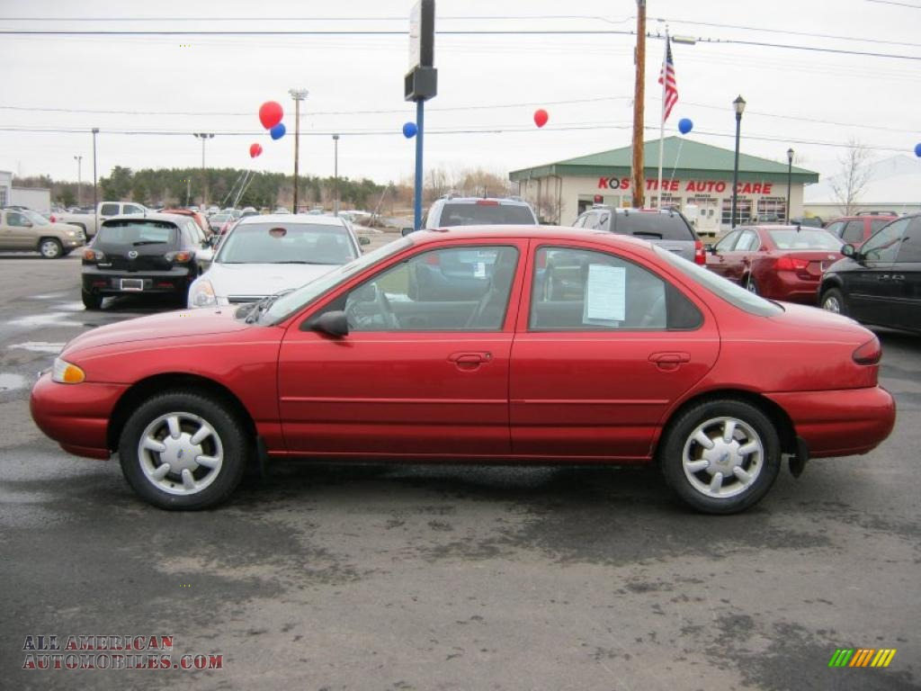 1997 contour sport toreador red metallic opal grey photo 11