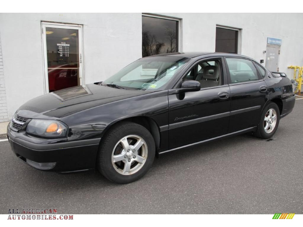 2003 chevrolet impala ls in black 225213 all american automobiles buy a. Cars Review. Best American Auto & Cars Review