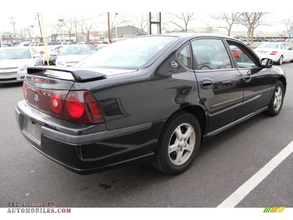 2003 chevrolet impala ls in black photo 6 225213 all american automobile. Cars Review. Best American Auto & Cars Review