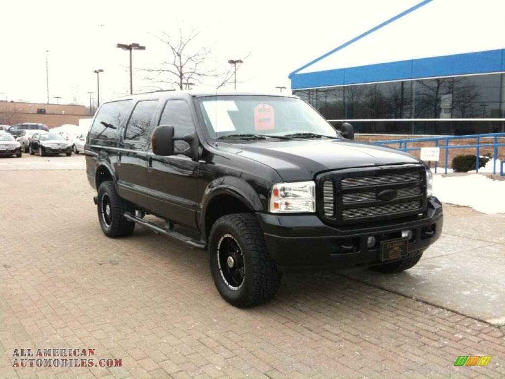 2005 Ford Excursion Xlt Diesel For Sale