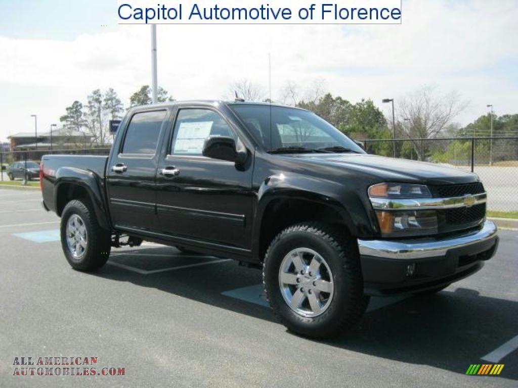2011 chevrolet colorado lt crew cab in black 125624 all american automobiles buy american. Black Bedroom Furniture Sets. Home Design Ideas