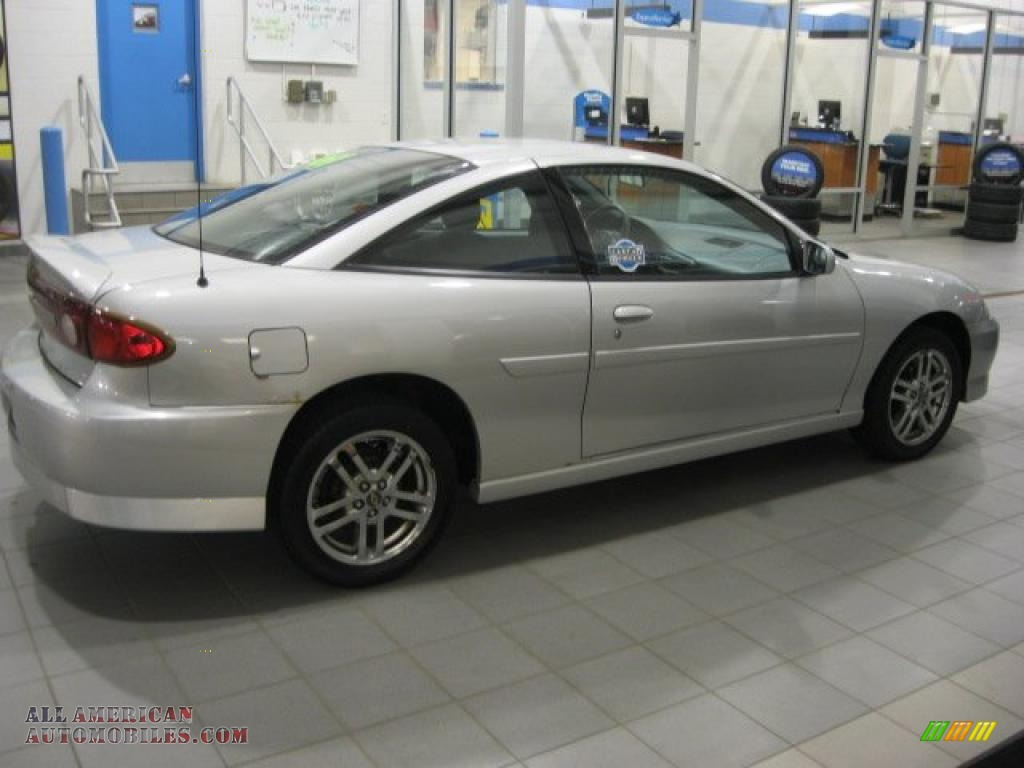 2003 chevrolet cavalier ls sport coupe in ultra silver metallic photo 3 206620 all american automobiles buy american cars for sale in america all american automobiles