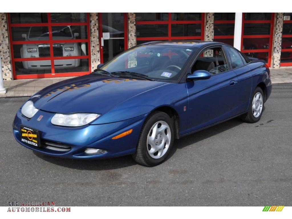 2001 saturn s series sc2 coupe in blue 100758 all. Black Bedroom Furniture Sets. Home Design Ideas