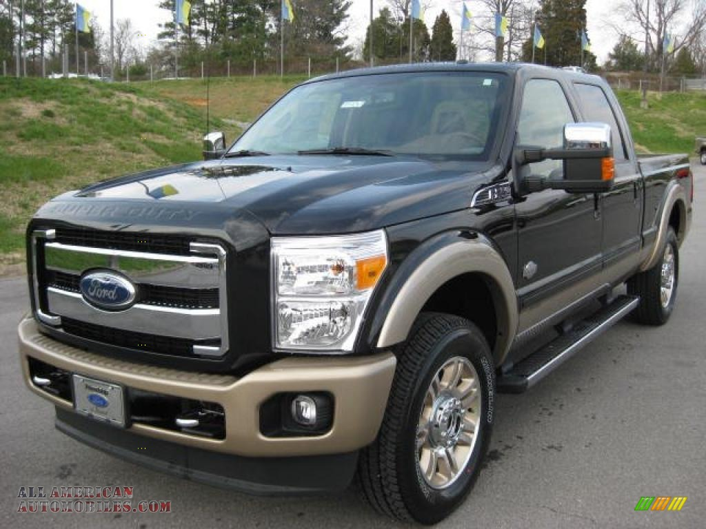 2011 ford f250 super duty king ranch crew cab 4x4 in. Black Bedroom Furniture Sets. Home Design Ideas