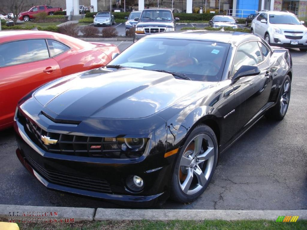 2011 chevrolet camaro ss rs coupe in black 142255 all american. Cars Review. Best American Auto & Cars Review