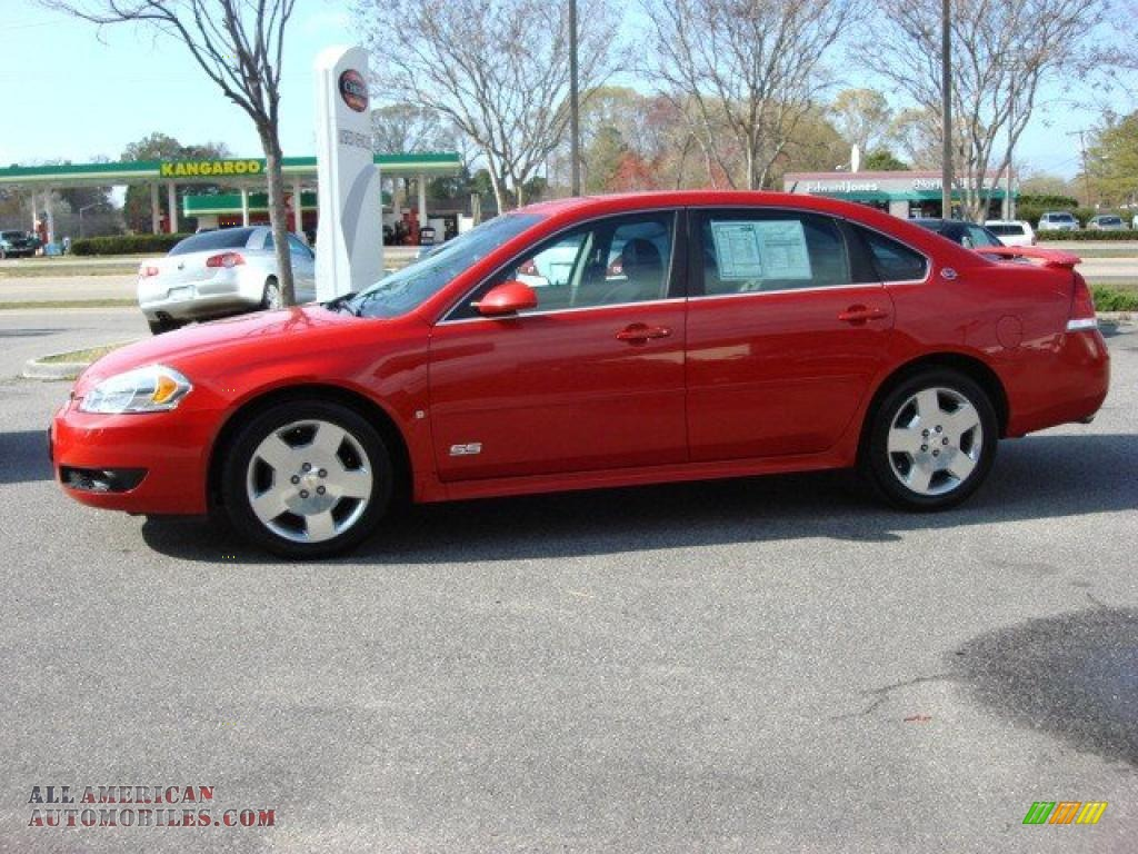 2009 chevrolet impala ss in victory red photo 5 176659. Black Bedroom Furniture Sets. Home Design Ideas