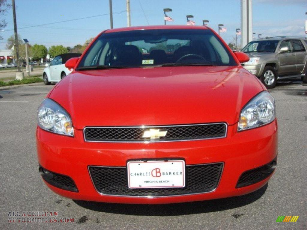 2009 chevrolet impala ss in victory red photo 7 176659. Black Bedroom Furniture Sets. Home Design Ideas