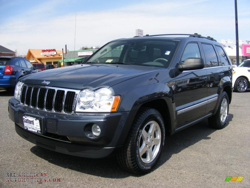 Pine Belt Cadillac >> 2006 Jeep Grand Cherokee Limited 4x4 in Steel Blue ...