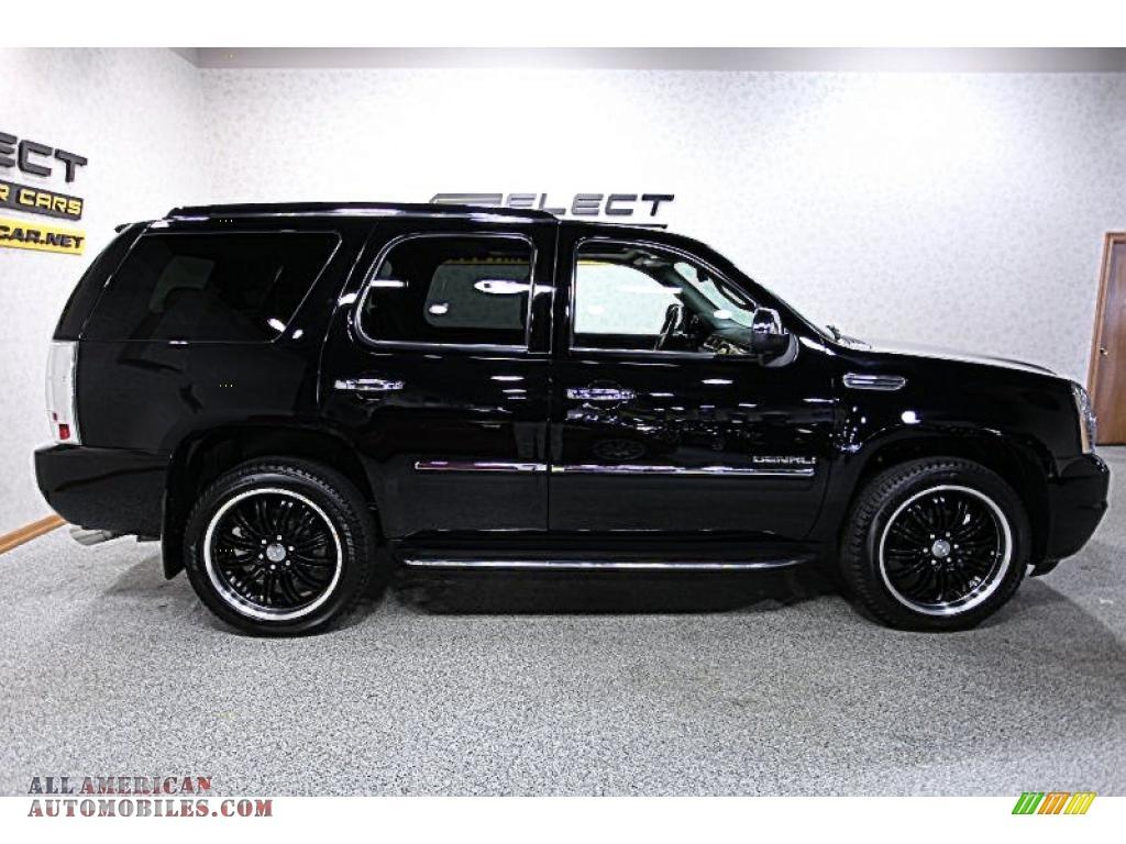 2010 gmc yukon denali awd in onyx black photo 4 104419 all american automobiles buy. Black Bedroom Furniture Sets. Home Design Ideas