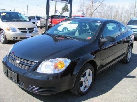 2007 Chevrolet Cobalt Coupe. 2007 Chevrolet Cobalt LS Coupe