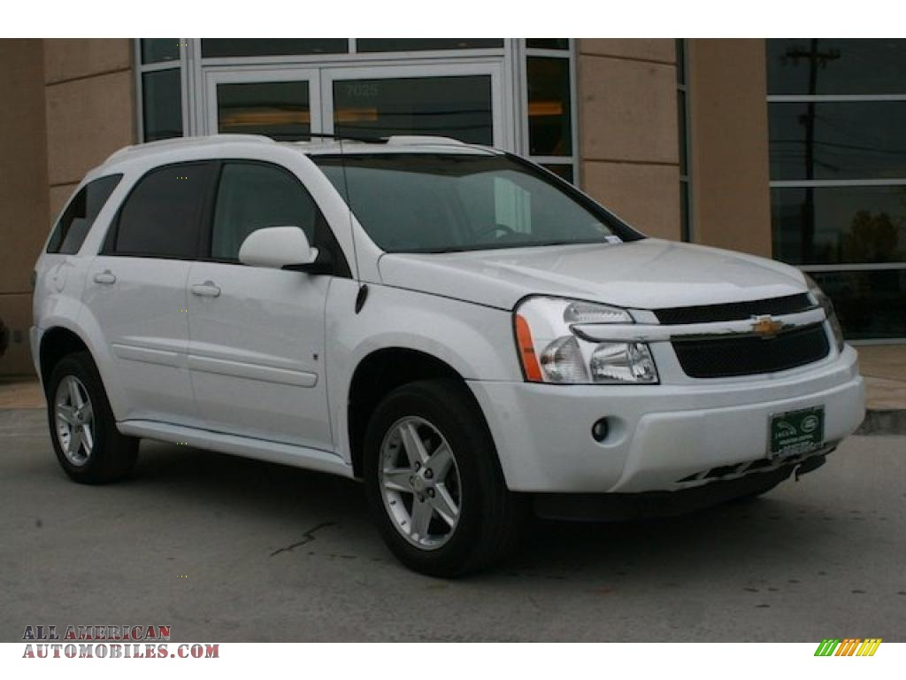 2006 Chevrolet Equinox Lt In Summit White 173886 All American Automobiles Buy American