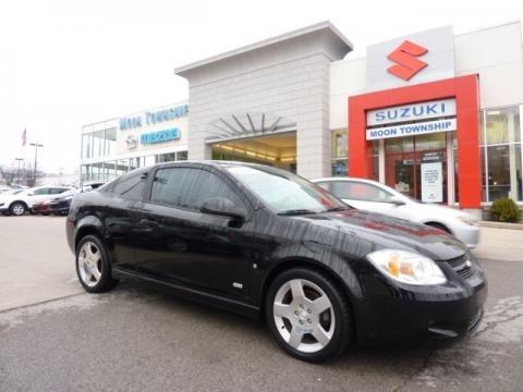 Chevrolet Cobalt Ss Black. Black 2006 Chevrolet Cobalt SS