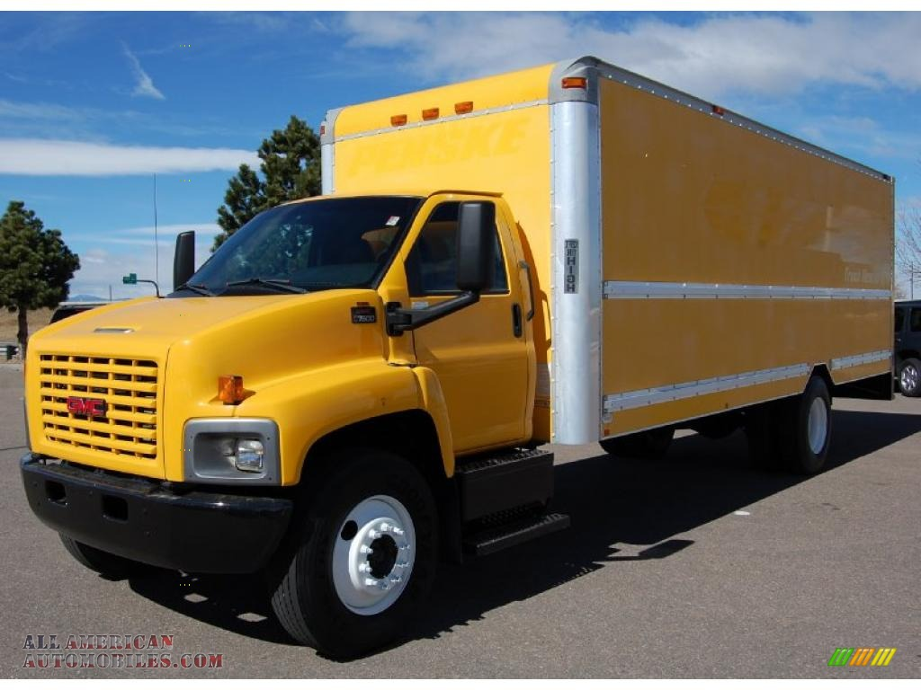 2004 Gmc C Series Topkick C7500 Regular Cab Commerical