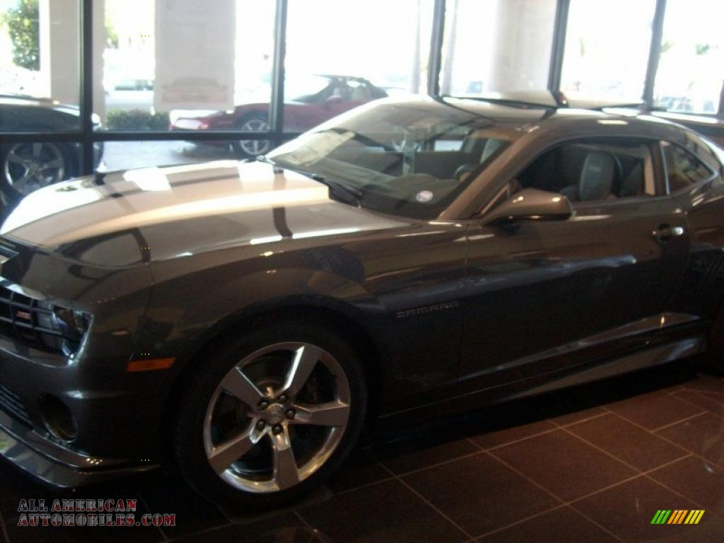 2011 chevrolet camaro ss rs coupe in cyber gray metallic 135874. Cars Review. Best American Auto & Cars Review