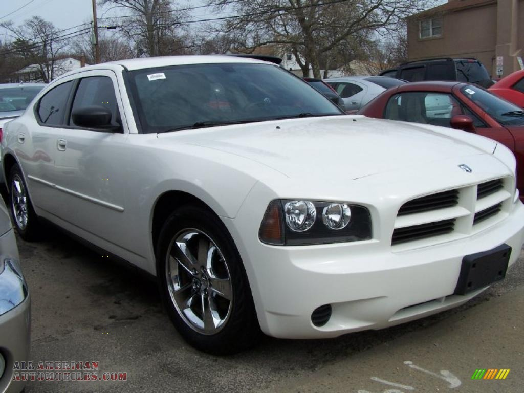 2007 dodge charger in stone white photo 2 842618 all for Steve white motors inc