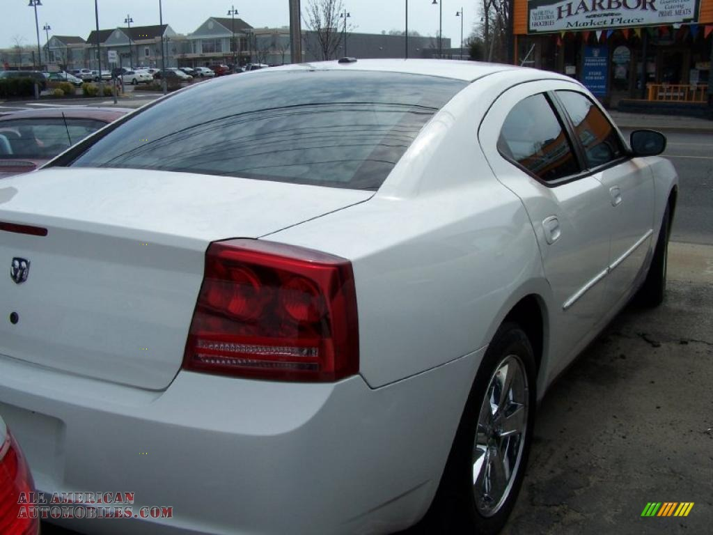 2007 Dodge Charger In Stone White Photo 4 842618 All