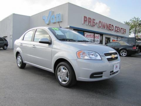 2005 Chevrolet Aveo Sedan. 2010 Chevrolet Aveo LS Sedan